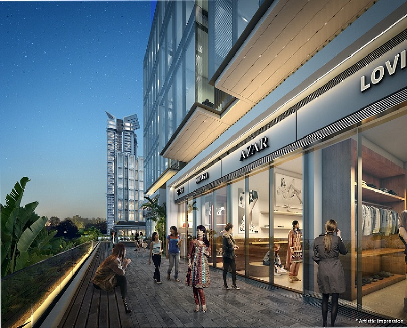 Retail and Office Space in Gurgaon